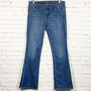 Kut from the Kloth   Bootcut Stretchy Jeans